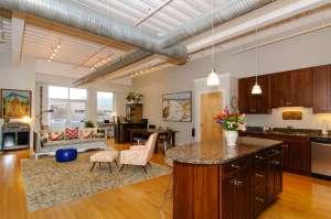12 South Lexington #301 Loft-like space