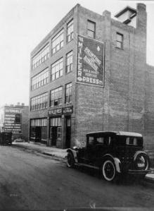 1924 Miller Press Building