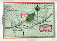 Beverly Hills map