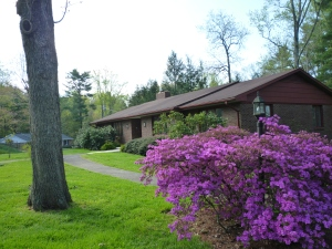 Woodland Hills House in Spring