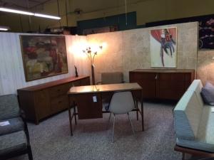 MCM Desk, Credenzas